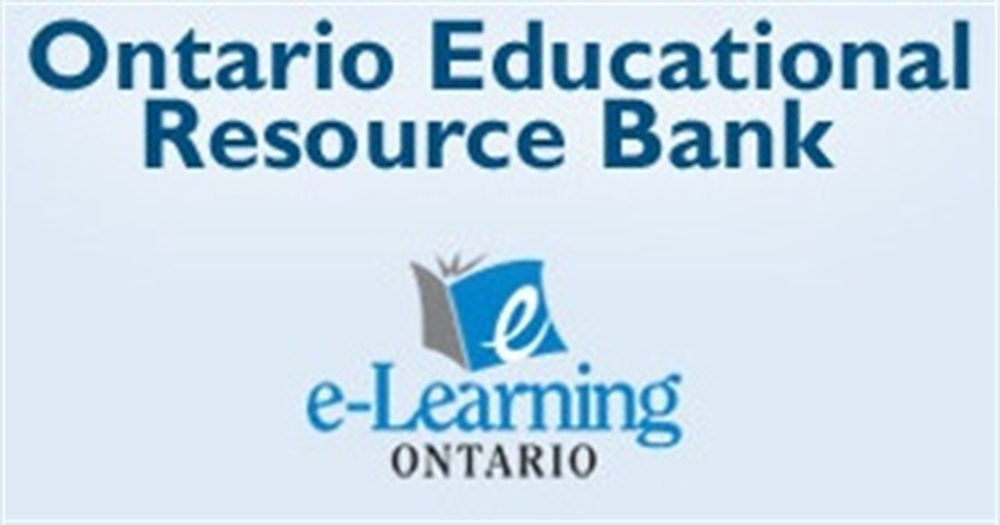 The Ontario Educational Resource Bank