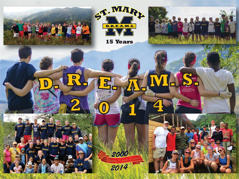 St. Mary Catholic Secondary School D.R.E.A.M.S. Program in the Dominican Republic